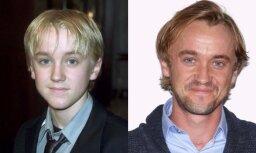 Kā izaudzis Drako Malfojs no 'Harija Potera'