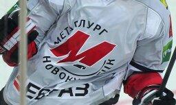 Par Novokuzņeckas 'Metallurg' galveno treneri iecelts ukrainis Šahraičuks