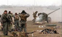 Krievu armija Čečenijā