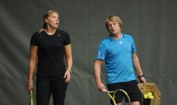 Igauņu tenisiste Kanepi atzīstas seksuālos kontaktos ar diviem treneriem