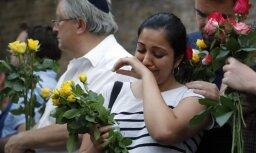 Uzbrukumu pie mošejas Londonā īstenojis 47 gadus vecs četru bērnu tēvs