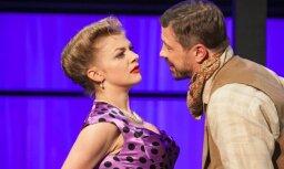 Liepājas teātrī iestudēta liriska komēdija 'Platonovs un viņa sievietes'
