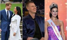 Nedēļas trakumi: mīlas triumfs karaliskajā ģimenē un Porziņģa asprātības