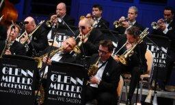 В декабре в Риге выступит оркестр Гленна Миллера