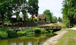 Foto: Dabas skaistums Kurzemes pusē