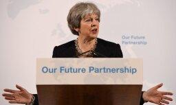 Тереза Мэй выступила против таможенного союза с ЕС