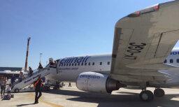 Из-за технических неполадок латвийцы не могли вернуться домой из Греции (+ фото)