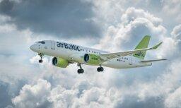 Флот airBaltic будет состоять из самолетов Airbus A220-300