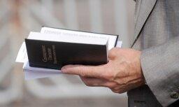 LU studentu eksperiments: Jehovas liecinieku 'karojošās misijas gars'