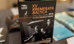 Foto: Jūrmalā atklāts ikgadējais 'Kremerata Baltica' festivāls