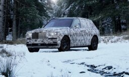 'Rolls-Royce' paaugstinātās pārgājības modeli sauks 'Cullinan'