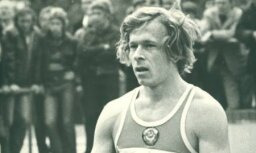 Mūžībā aizgājis olimpiskais vicečempions vieglatlētikā Juris Silovs