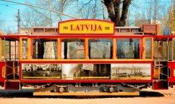 Rīgā maijā atsāks kursēt retro tramvajs