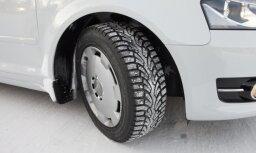 ДБДД: многие латвийские водители эксплуатируют шины, произведенные в 90-х годах