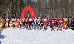 Olimpiešu Rastorgujeva un Muižnieka treniņu trasē notiks tautas slēpojums 'Alūksne'