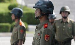 Dienvidkorejas un Ziemeļkorejas līderi septembrī tiksies Phenjanā