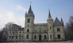 Читатель: необычная история Стамериенского дворца (+ фото)