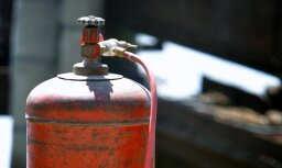 Трагедия в Иецаве: от взрыва газового баллона погиб мужчина