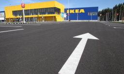 IKEA приоткрыла двери: хот-дог за 30 центов, литовские цены и открытие без скидок