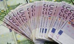 ECB obligāciju programmā Latvijas Banka iegādājusies vērtspapīrus par 4,587 miljardiem eiro