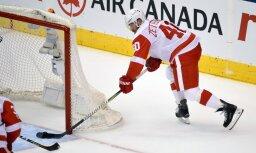 Detroitas 'Red Wings' kapteinis Zetebergs nolēmis neturpināt karjeru