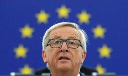 """Без Турции и """"двухскоростной Европы"""". Краткий пересказ программной речи президента Еврокомиссии"""