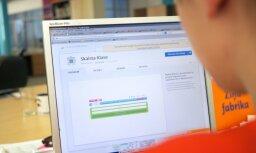 Школьник подобрал пароль учителя к e-klase, чтобы исправить оценки