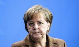 Merkele: Islāms kļuvis par Vācijas sastāvdaļu