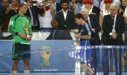 Labākā Pasaules kausa spēlētāja balva ir štrunts, uzskata Vācijas izlases pussargs