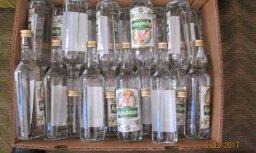 Полиция раскрыла подпольное производство суррогатного алкоголя