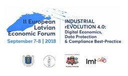 II Eiropas–Latvijas Ekonomikas forums – platforma Latvijas viedai attīstībai