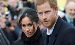 Briti sāk gatavoties karalisko kāzu neprātam