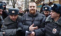 В России националисту Демушкину дали 2,5 года колонии за картинку в соцсети