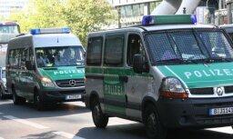 Полиция в Берлине застрелила напавшего с ножом на соседа беженца