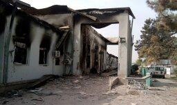 16 военных США наказаны за авиаудар по больнице в Кундузе
