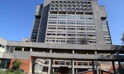На месте руин бывшего завода Radiotehnika будет магазин Depo
