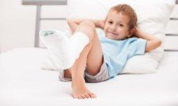 Детский травматизм. Хирург рассказывает, когда нужно поспешить на визит к врачу
