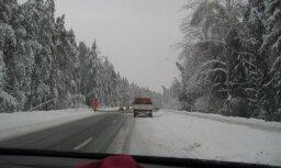 Kādam jābūt ceļam ziemas laikā?