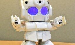 Латвийские умельцы создали непобедимого робота-сумоиста