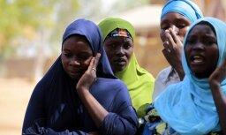 'Boko Haram' atbrīvojis 104 nolaupītās skolnieces