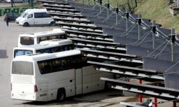 Autobusu vadītāji piketā prasīs augstāku atalgojumu