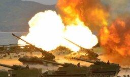 Liels konflikts ar Ziemeļkoreju ir iespējams, atzīst Tramps