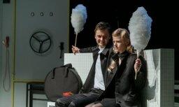 Foto: '104 lappuses par mīlestību' Valmieras teātrī