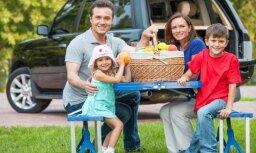 Trešdaļai ģimenes auto lietotāju svarīgākais ir degvielas ekonomija un ietilpība