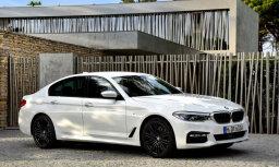 BMW 5. sērija kļuvusi par 'What Car?' gada auto