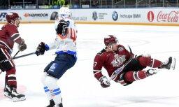 Rīgas 'Dinamo' ar uzvaru 'bullīšos' pār Ābola trenēto 'Lada' atsāk KHL čempionātu