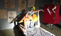 Klāt ikgadējais Mākslas akadēmijas karnevāls