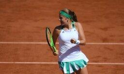 Ostapenko pārvar Īstbornas turnīra otro kārtu