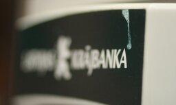'Latvijas Krājbanka' pārskaitījusi Noguldījumu garantiju fondam vēl piecus miljonus eiro