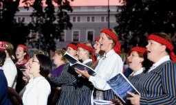 Опрос: 39% жителей не знают о посвященных 100-летию Латвии мероприятиях